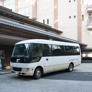 延暦寺会館送迎バス